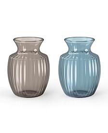 2 Piece Lantern Vase Set