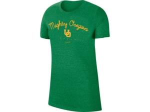 Nike Oregon Ducks Women's Marled T-Shirt