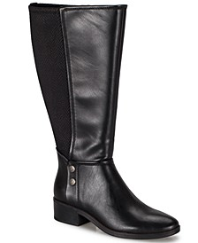 Women's Madelyn Wide-Calf Boots