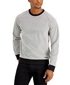 Men's Tech Crewneck Sweater, Created for Macy's