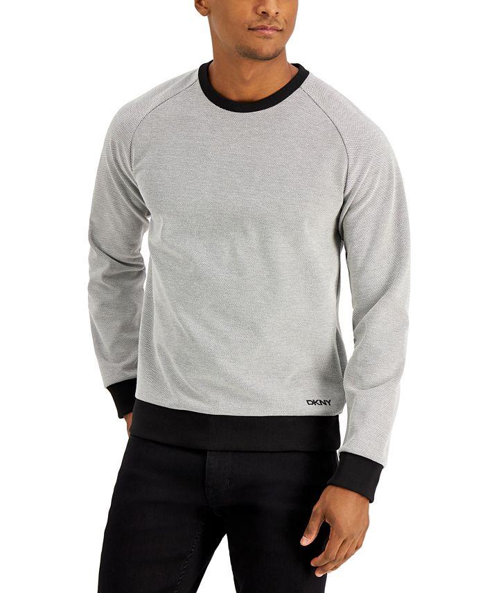 DKNY - Men's Tech Crewneck Sweater
