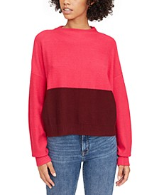 Frances Colorblocked Sweater