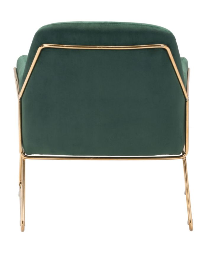 Zuo Nadir Arm Chair & Reviews - Furniture - Macy's