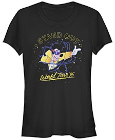 Women's A Goofy Movie Above the Crowd Short Sleeve T-shirt