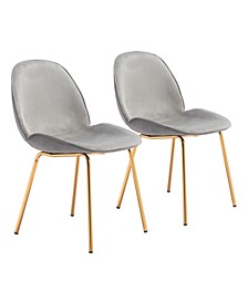 Siena Dining Chair, Set of 2