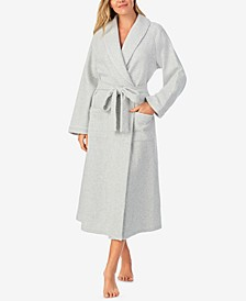 Quilted Ballet Wrap Robe