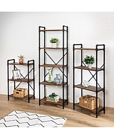 The Industrial Storage Shelving Collection