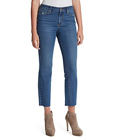 Adored High-Rise Kick Flare Jeans