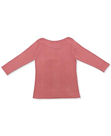 Luxsoft Ribbed-Hem Sweater, Created for Macy's