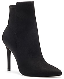 Larette Stretch Stiletto Booties