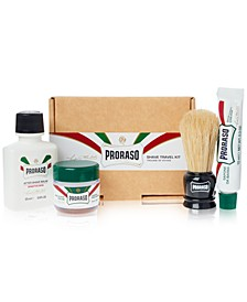 4-Pc. Travel Shave Gift Set