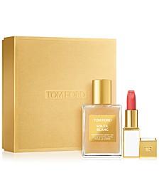2-Pc. Soleil Blanc Shimmering Body Oil & Paradiso Set