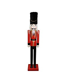 Commercial Size Wooden Christmas Nutcracker Soldier