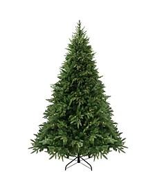 Pre-Lit Full Silverthorne Fir Artificial Christmas Tree