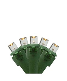 Battery Operated Warm LED Wide Angle Christmas Lights