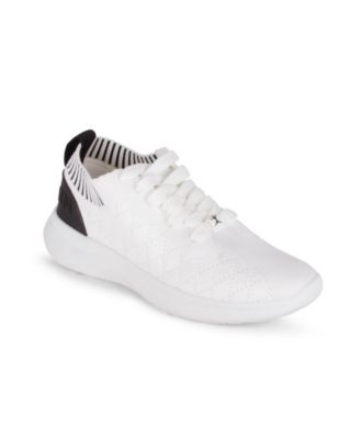Superga White Lace Sneakers - Macy's
