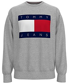Tommy Hilfiger Men's Lucca Regular-Fit Logo Graphic Sweatshirt