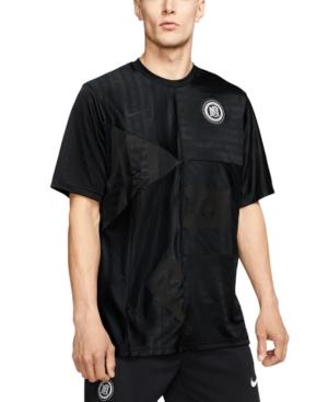Nike Men's Fc Dri-fit Soccer Jersey