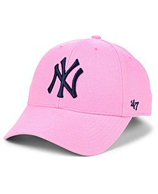 '47 Brand New York Yankees Pink Series Cap
