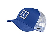 Duke Blue Devils Patch Trucker Cap