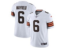 Cleveland Browns Men's Game Jersey Baker Mayfield