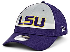 LSU Tigers Shadow Stripe 39THIRTY Cap