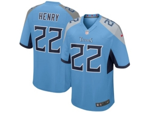 Nike Tennessee Titans Men's Game Jersey Derrick Henry