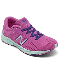 Little Girls Fresh Foam Arishi V2 Bungee Running Sneakers from Finish Line