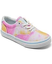 Little Girls Tie-dye Thornton Casual Sneakers from Finish Line