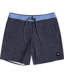 Men's Wildflower Beachshorts