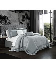 Kensley 9 Piece Queen Comforter Set