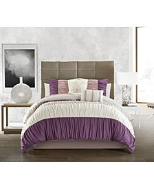 Fay 9 Piece Queen Comforter Set