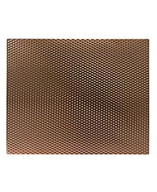 "Counter Copperwave Mat, 17"" L x 20"" W"