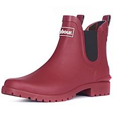 Women's Wilton Wellington Lug Sole Rain Boots