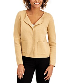 Sweater Jacket, Created for Macy's