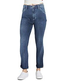 Juniors' Slim-Fit Carpenter Jeans