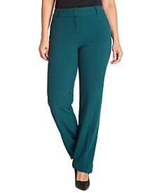 Juniors' Straight-Leg Trousers