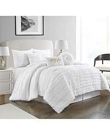 Suva 7-Piece California King Comforter Set