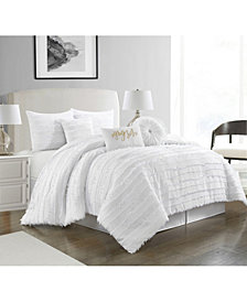 Nanshing Suva 7-Piece California King Comforter Set