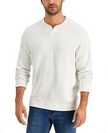 Men's Flipshore Abaco Reversible Split-Neck Sweatshirt