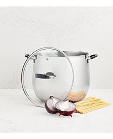 Stainless Steel 20-Qt. Covered Stock Pot, Created for Macy's