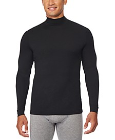 Men's Heat Plus Mock-Neck Shirt
