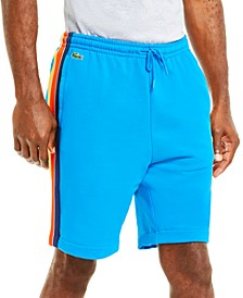 Men's SPORT Side Striped French Terry Shorts