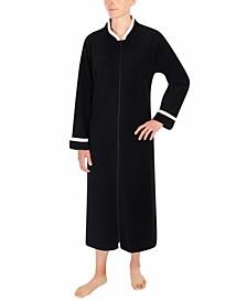 Long Zipper Robe