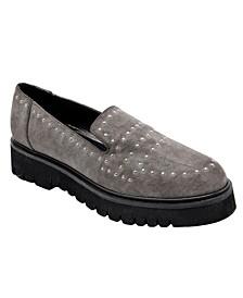 Women's Elena Lug Sole Platform Loafers