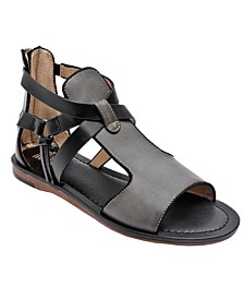 Women's Mia Cross Strap Sandals