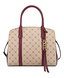 Women's Marianna Triple Compartment Satchel