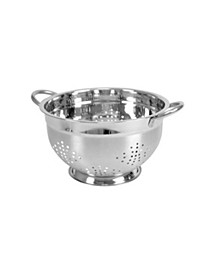 5-Qt. Deep Colander with High Stability Base and Open Handles