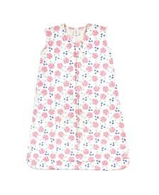 Baby Girls Sleeveless Wearable Sleeping Bagor Sackor Blanket