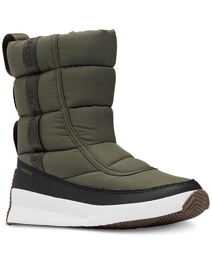 Sorel - Women's Out N About Mid Puffy Boots